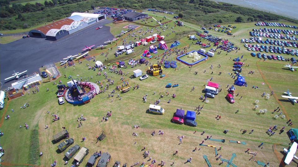 Open Day From Above